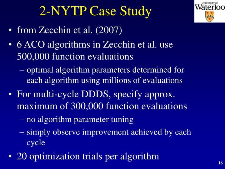2-NYTP Case Study