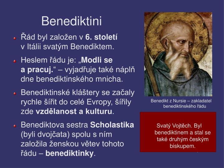 Benediktini
