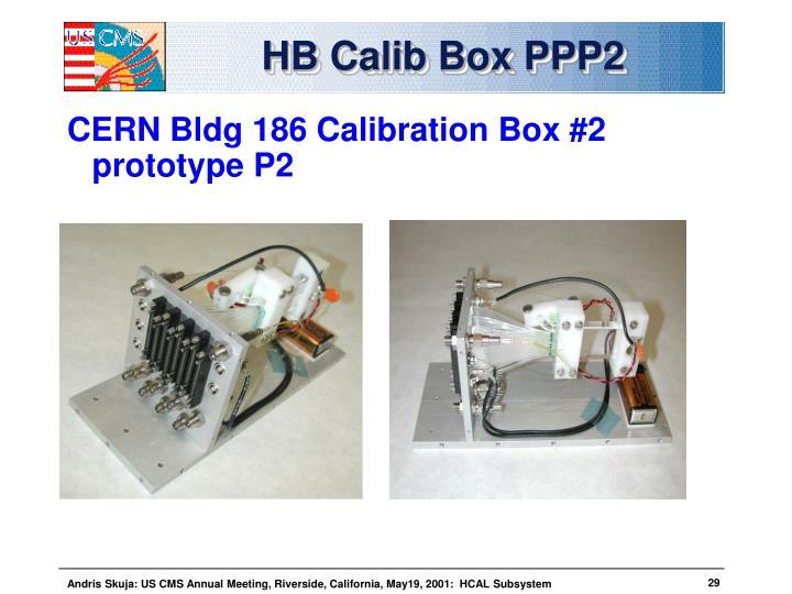 HB Calib Box PPP2