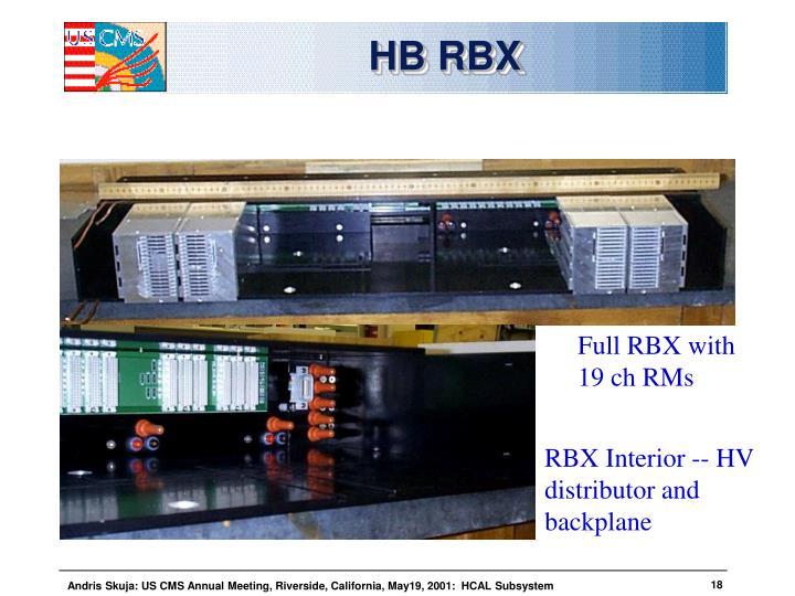 HB RBX