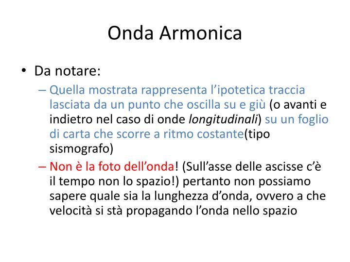 Onda Armonica