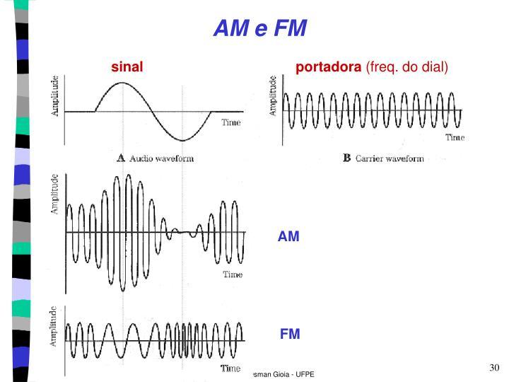 AM e FM