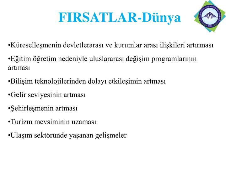 FIRSATLAR-
