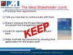 the ideal stakeholder cont1