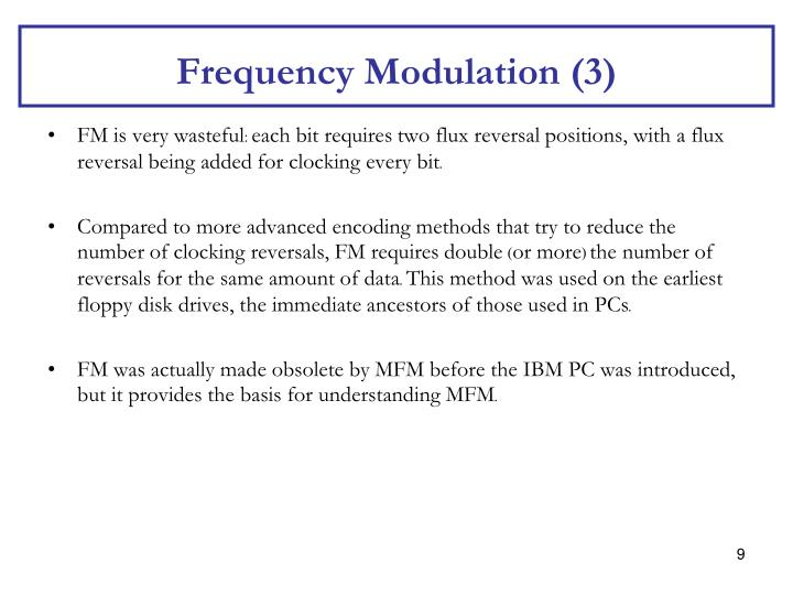 Frequency Modulation (3)