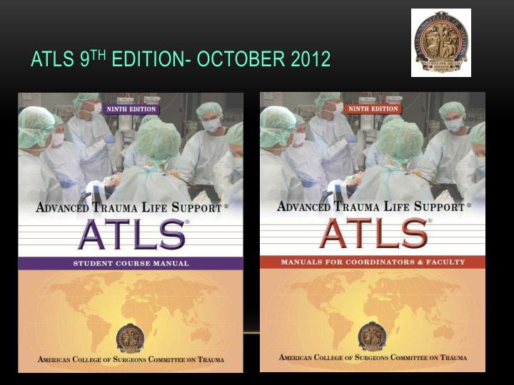 ATLS 9