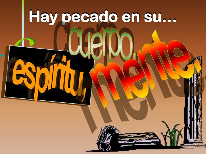espíritu,