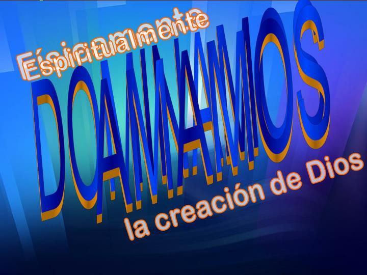 DOMINAMOS