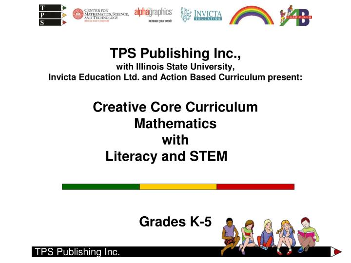 TPS Publishing Inc.,