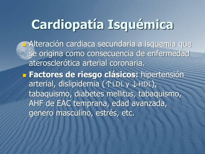 PPT - Semiología de la Cardiopatía Isquémica PowerPoint
