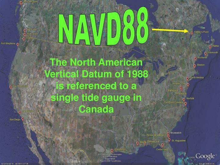 NAVD88