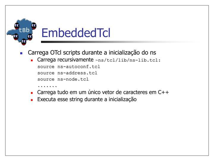 EmbeddedTcl