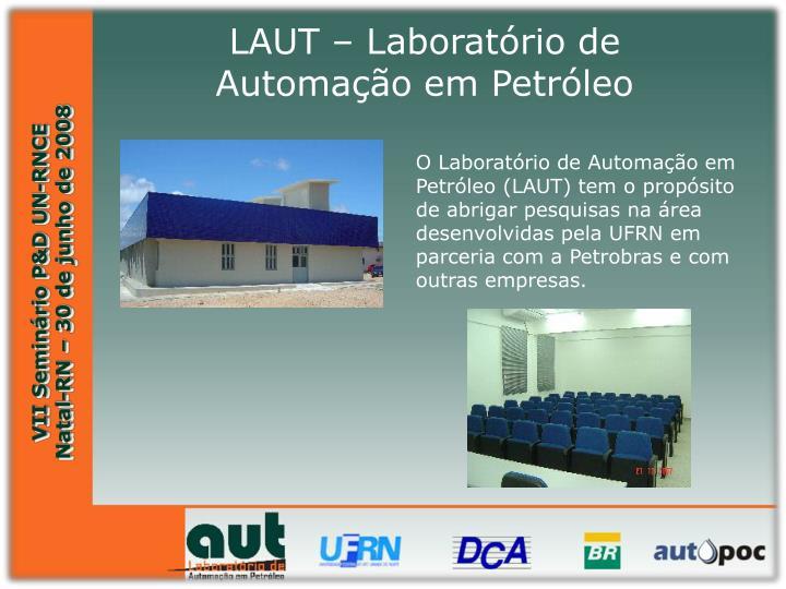 LAUT – Laboratório de
