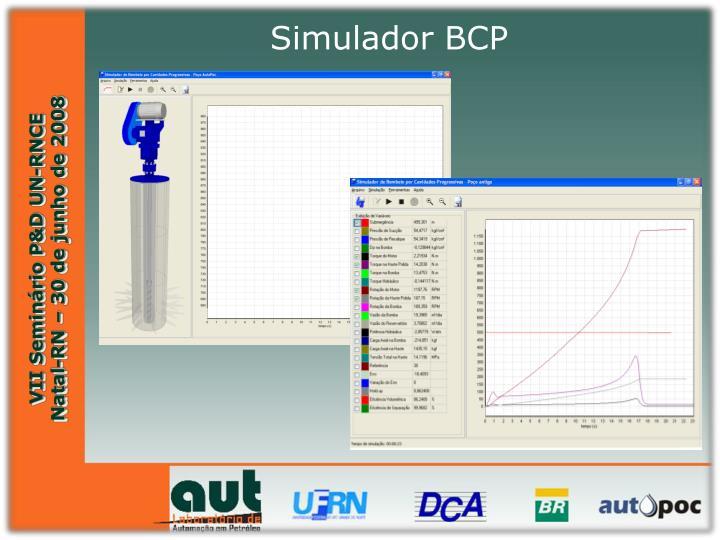 Simulador BCP