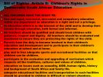 bill of rights article 8 children s rights in democratic south african education