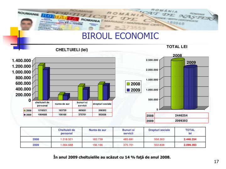 BIROUL ECONOMIC