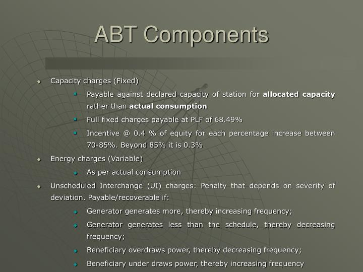 ABT Components