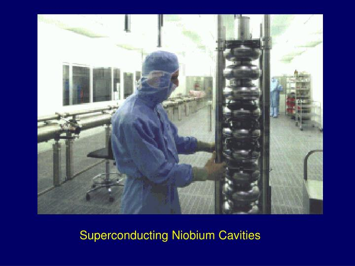 Superconducting Niobium Cavities
