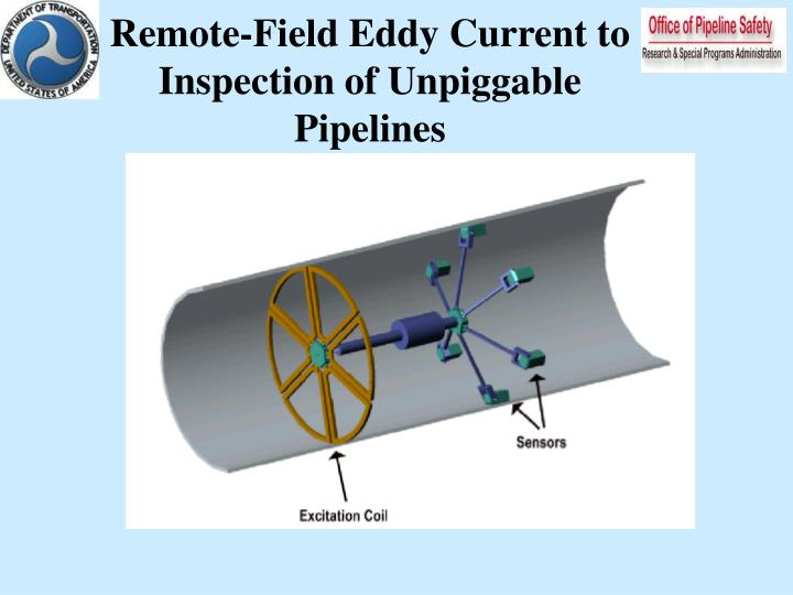 Remote-Field Eddy Current to