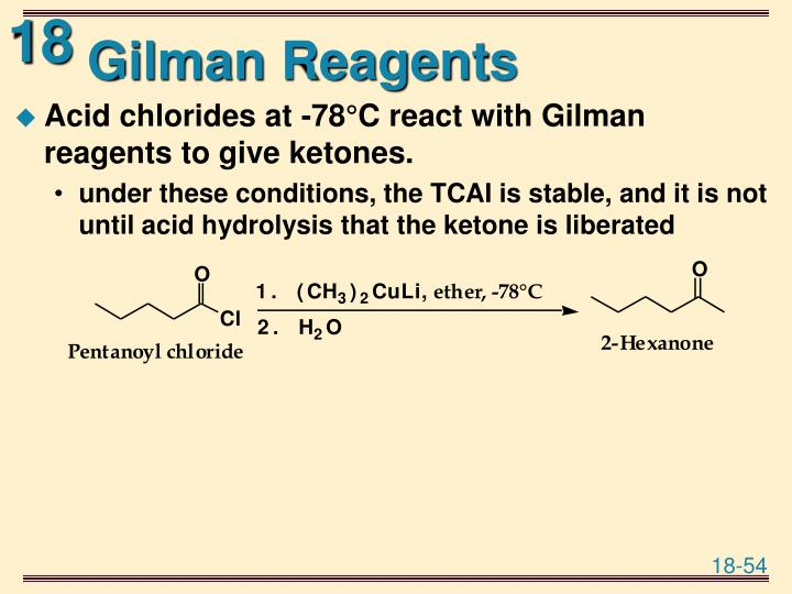 Gilman Reagents