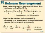 hofmann rearrangement1