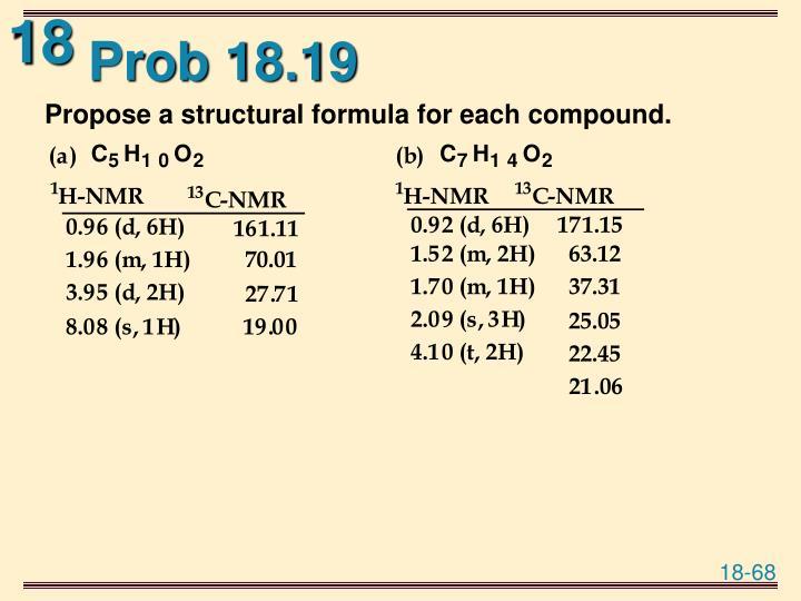 Prob 18.19