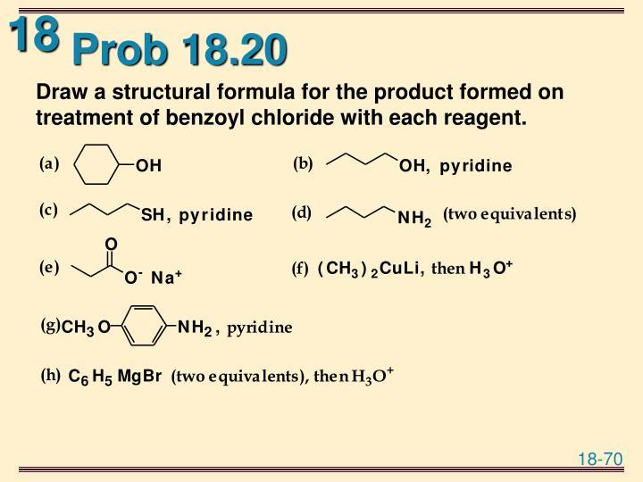 Prob 18.20
