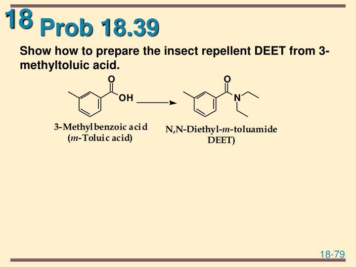 Prob 18.39