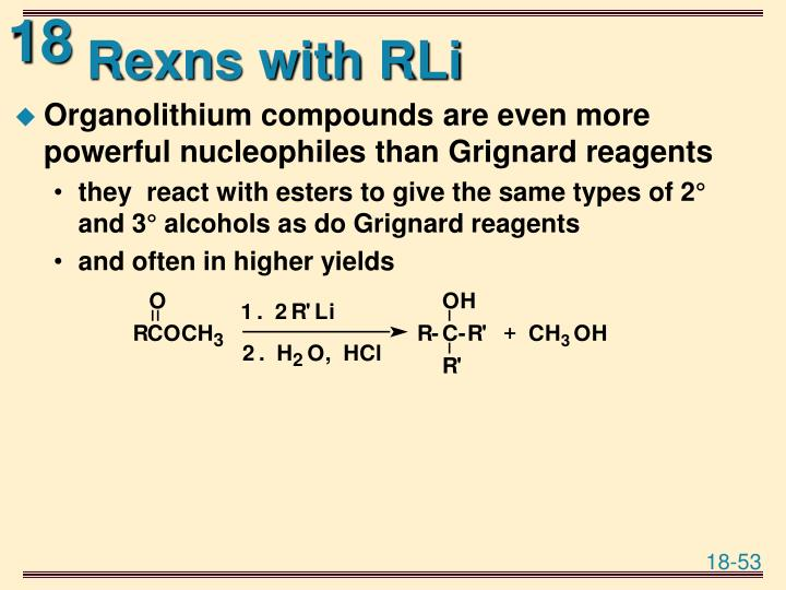 Rexns with RLi