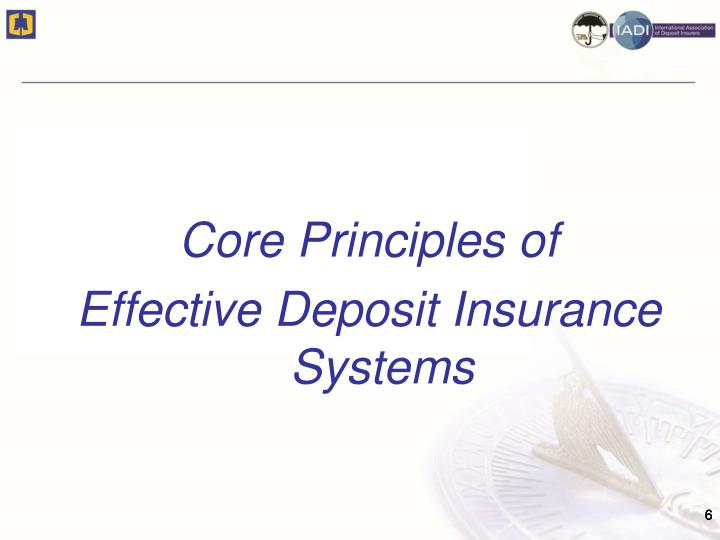 Core Principles of