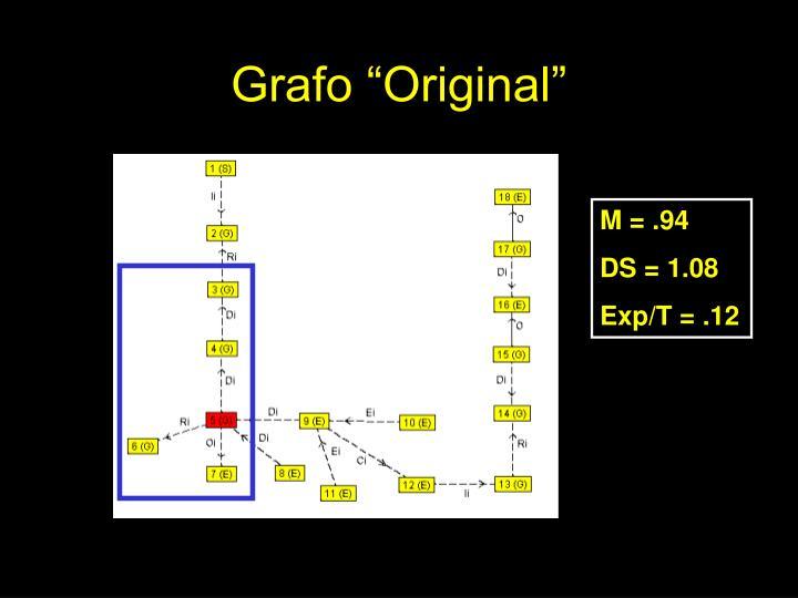 """Grafo """"Original"""""""