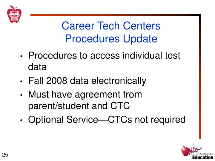 Career Tech Centers