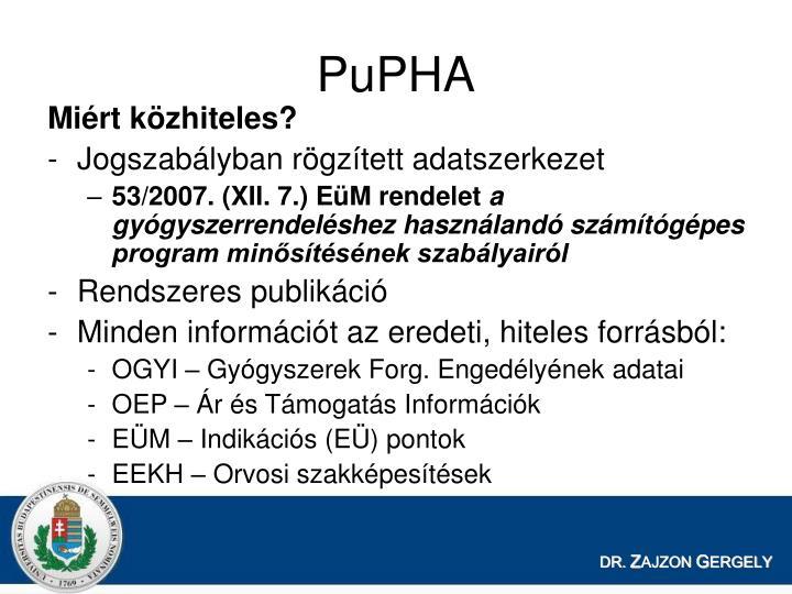 PuPHA