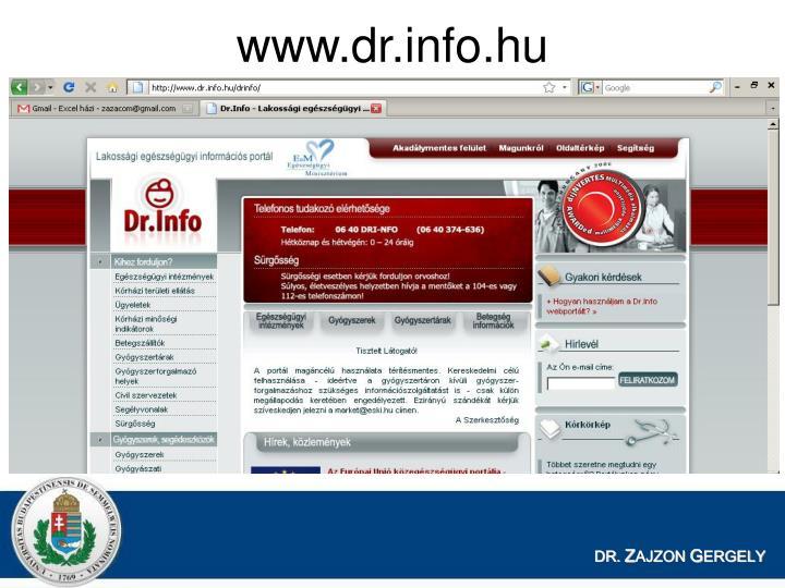 www.dr.info.hu