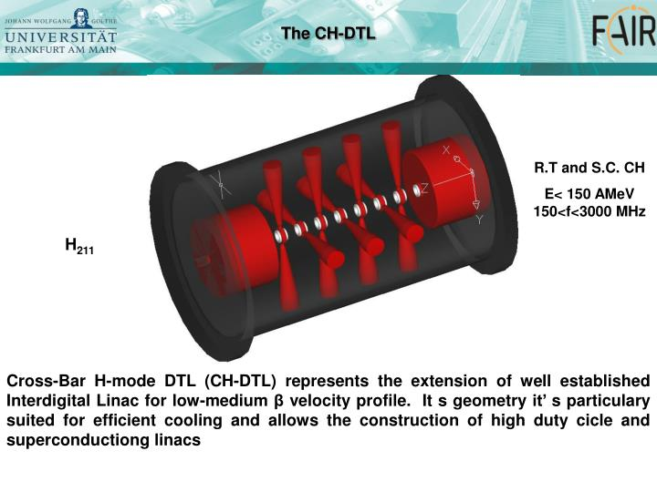The CH-DTL