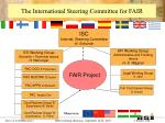 the international steering committee for fair1