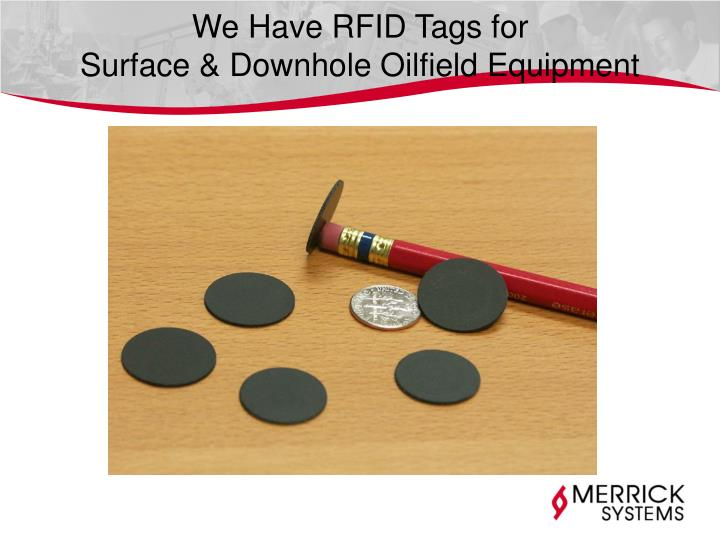 We Have RFID Tags for