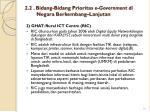 2 2 bidang bidang prioritas e government di negara berkembang lanjutan4