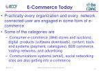 e commerce today