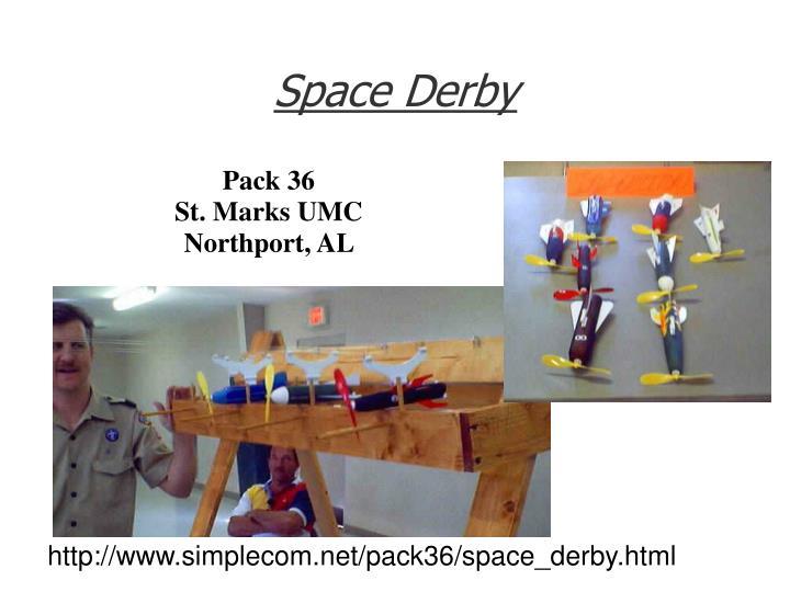 Space Derby