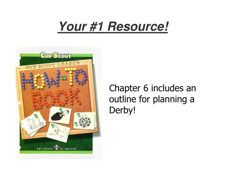 Your #1 Resource!