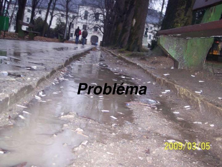 Probléma
