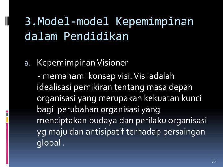 3.Model-model