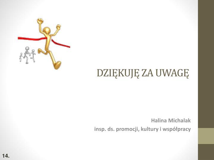 Halina Michalak