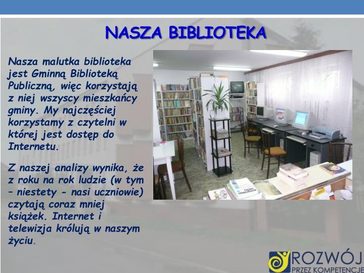 Nasza biblioteka