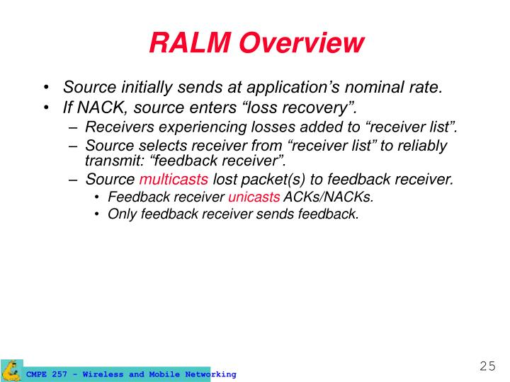 RALM Overview