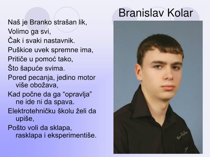 Branislav Kolar