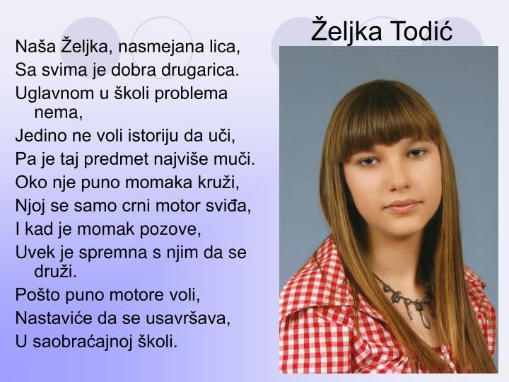 Željka Todić