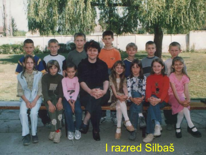 I razred Silbaš
