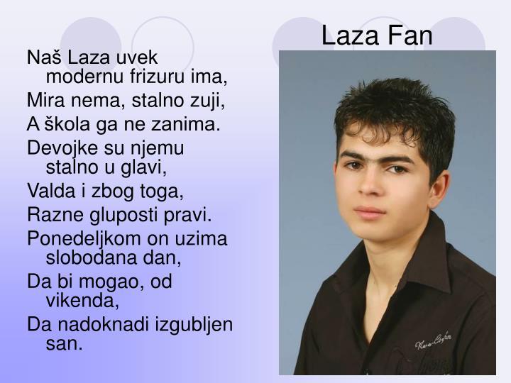 Laza Fan